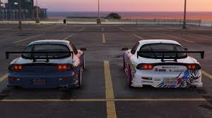 mazda rx7 slammed mazda rx7 c west add on replace livery template gta5
