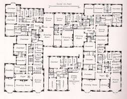 floor plans of mansions the devoted classicist kissingers at river house floor plans