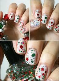 20 fantastic ideas for diy 20 fantastic diy christmas nail designs that are borderline