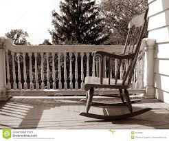 Chair Jpg Rocking Chair Drawing Old Antique Rocking Chair On An Old House Porch Stock Photography