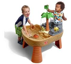 water table for 5 year old buy step2 dino dig sand and water table sandpits and play tables
