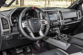 Ford Raptor Interior - 2017 ford f 150 raptor first test velocity raptor motor trend