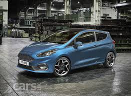 family car ford ford fiesta st now with 5 doors for a more family friendly st