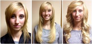 layered extensions lake hair seattle wa hair extensions custom blends hair