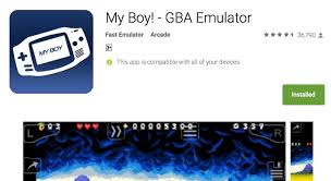 my boy free apk my boy gba emulator paid apk free pokemoncoders