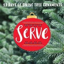 24 days of freebies day 7 giving tree ornaments happy