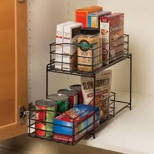 Kitchen Cabinet Organizers Home Depot Pantry Organizers Kitchen Storage U0026 Organization The Home Depot