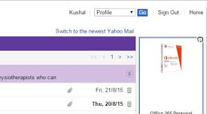 Yahoo Mail How To Switch To Yahoo Mail Basic Version For Fast Access