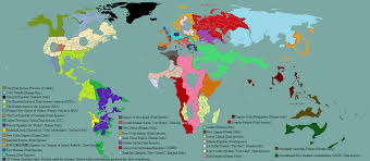 Greece On World Map Au World Map The New Dark Age By Xanthoc On Deviantart