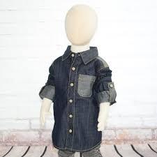 Rugged Boy Denim Shirt For Kids Rock A Boy A Shop For Boys U2013 Rock A Boy