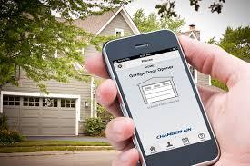 Home Design App Iphone by Unusual Garage Door Opener With App Photos Design Best Iphone