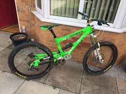 commencal dh supreme commencal dh supreme hill mountain bike in shipley west
