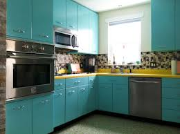 Ann Recreates The Look Of Vintage Metal Kitchen Cabinets In Wood - Retro metal kitchen cabinets
