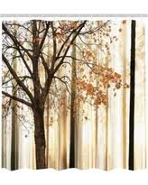 Curtains Extra Long Cyber Monday Special Bridge Over Tree Bamboos Colorful Nature