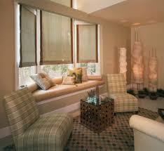 Modern Bay Window Curtains Decorating Living Room Living Room Bay Window Curtain Ideas Decorating