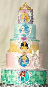 princess cakes 25 amazing disney princess cakes that you to see to believe