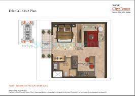 32 Sq M To Sq Ft 1 Bhk 752 Sq Ft Apartmentstudio Apartment For Sale In Wave City