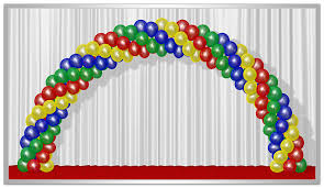 balloon delivery baton balloon arches balloon arch decor balloon arch sculpture