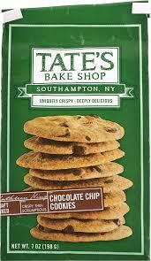 tate s cookies where to buy tate s bake shop all chocolate chip cookies 7oz walmart