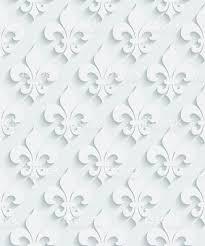 beautiful unique 3d wallpaper pattern stock vector art 472640300