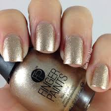 fingerpaints u0027tis the season to sparkle collection swatch and