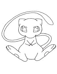 disegno mew pokemon da colorare 660x847 jpg 660 847