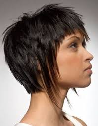 thin medium length hairstyle for women over 60 24 hairstyles for thin hair choppy cut haircuts and short bangs