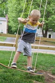 Backyard Swing Plans by Best 10 Skateboard Swing Ideas On Pinterest Diy Tree House