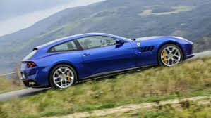 ferrari gtc4 lusso t 603bhp four seater driven first drives