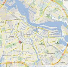 where is amsterdam on a map gogh museum on map of amsterdam easy guides