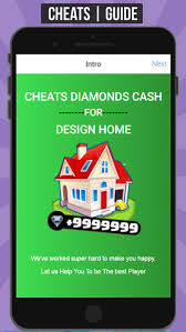 cheats diamonds design home tricks cash on the app store