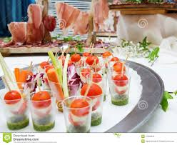 canapes finger food finger food stock image image of delicious pinzimonio 47233315