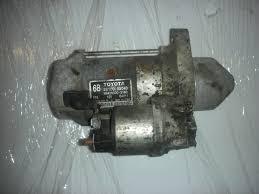 toyota corolla verso 2200 cc petrol manual starter motor 2004 2009