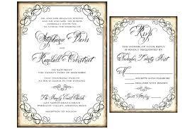 wedding inserts wedding invitation inserts wedding invitation inserts exles