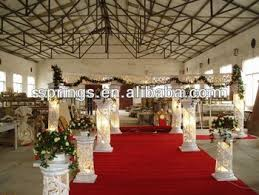 used wedding decorations used wedding decor for sale decoration