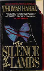 too much horror fiction the silence of the lambs by thomas harris