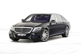 brabus the mercedes maybach s600 by brabus will hit 60 mph in under 3 7