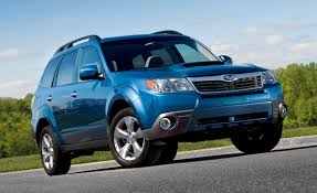 subaru forester 2009 subaru forester 2 5xt limited road test reviews car and