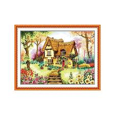 wedding gift kits sunday cross stitch kits dmc mulina print hut birthday