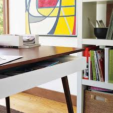modern home office desks home office furniture for small spaces office architect