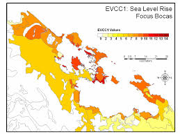 Evcc Campus Map Preliminary Analysis Of Ecosystem Vulnerability To Climate Change