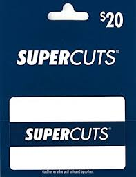 20 gift card supercuts 20 gift card gift cards