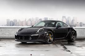 black porsche 911 turbo topcar porsche 991 turbo s adv5 m v2 sl wheels adv 1 wheels