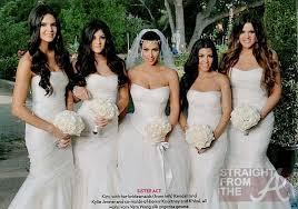 Winter Wedding Dresses 2011 Baby Shower Dress Winter Kim Kardashian And Sisters 2011 Wedding