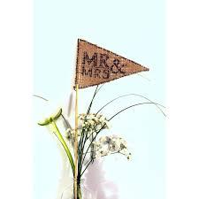 drapã e mariage drapeau fanion de mariage par 6 modern confetti