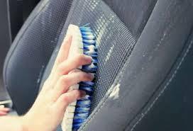 nettoyage de siege de voiture en tissu comment nettoyer facilement vos sièges de voiture