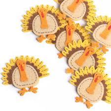 turkey stickers thanksgiving thanksgiving turkey felt stickers felt kids crafts craft supplies
