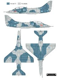 ta 4j vc 8 adversary color profile and paint guide aircraft