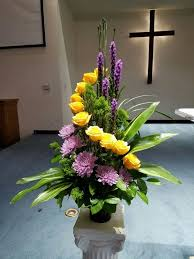 floral arrangements 25 trending church flower arrangements ideas on floral