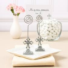 place card holders cross place card holders cross photo holders decorative place